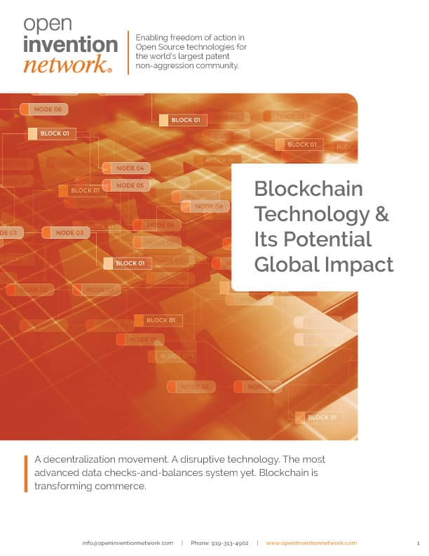 Blockchain Technology Whitepaper | Download
